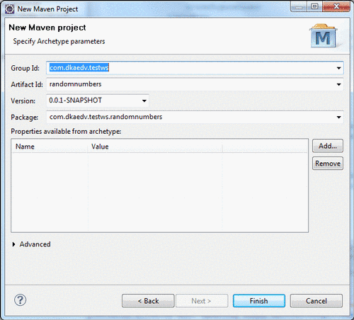 Maven Jaxb2 Plugin Example